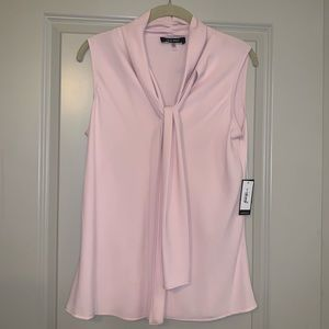 Nine West Light Pink Blouse 💖New with Tags!!💖